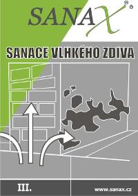 Katalog Sanace vlhkého zdiva