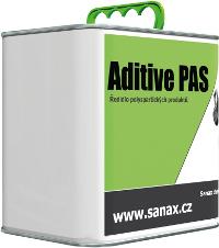 Technický list Aditive PAS