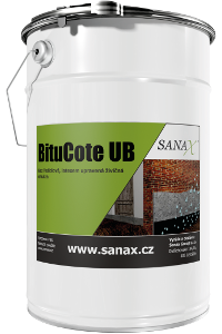Technický list BituCote UB