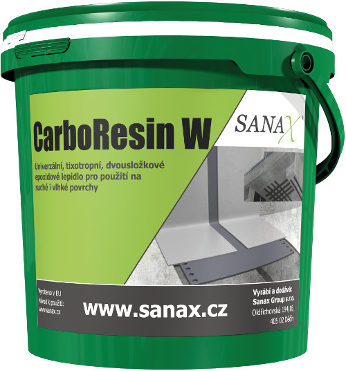 CarboResin W