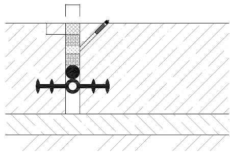 Sanace betonových konstrukcí -  - řešení dilatační spáry