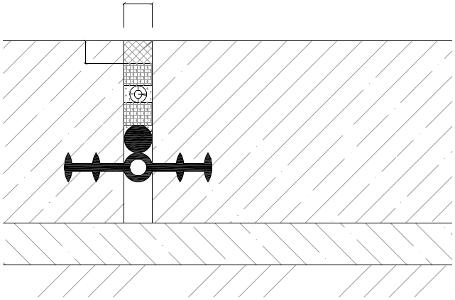 Sanace betonových konstrukcí - řešení dilatační spáry 2