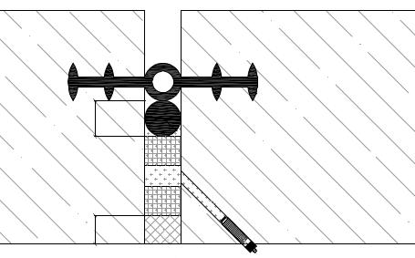 Sanace betonových konstrukcí - řešení dilatační spáry 3