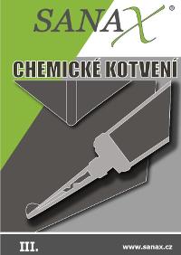 Katalog Chemické kotvení