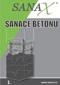 Katalog Sanace betonu