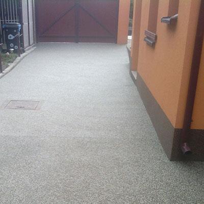 Kamínkový koberec