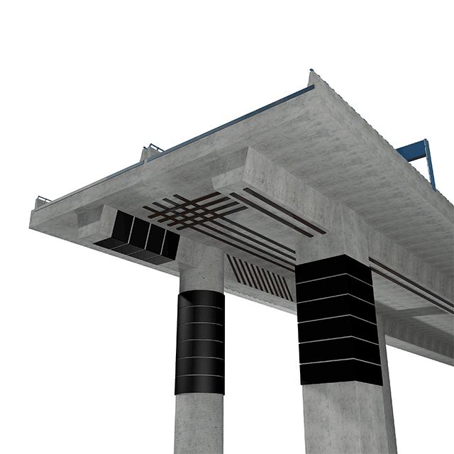 zesilování mostních konstrukcí