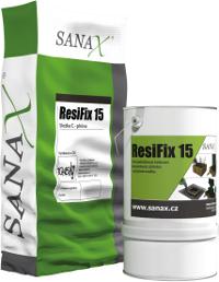 Technický list ResiFix 15