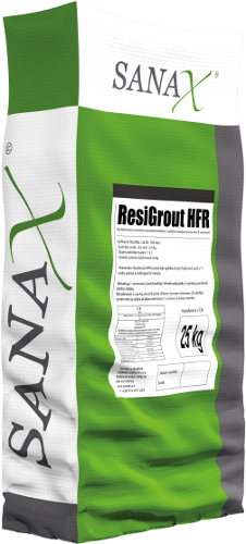 ResiGrout HFR