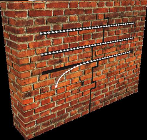 Spiral zeď