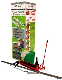 Technický list Spiral Systém